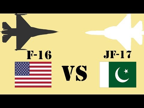 The F-16 And Jf-17 Thunder The...