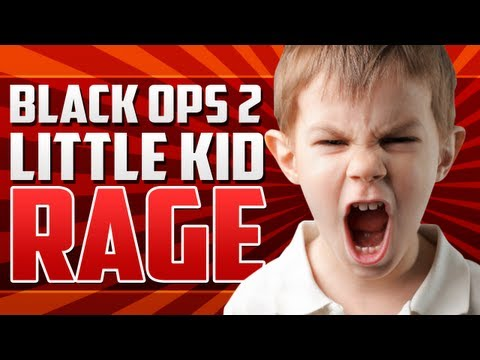 1v1 RAGE ON BLACK OPS 2!