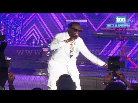 Live Update: Duncan Mighty's Performance At Burna Boy's Homecoming