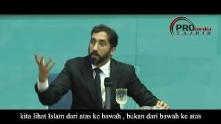 Nouman Ali Khan on Islam and Politics
