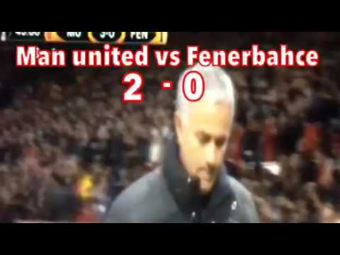 Manchester United vs Fenerbahce 4-1 ALL GOALS AND HIGHLIGHTS 20//10/16 Europa League