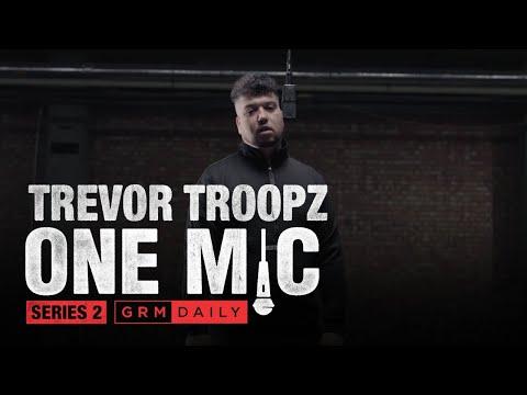 Trevor Troopz – One Mic Freestyle | GRM Daily