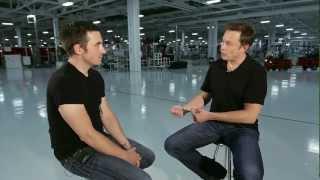 Rencontre avec Elon Musk