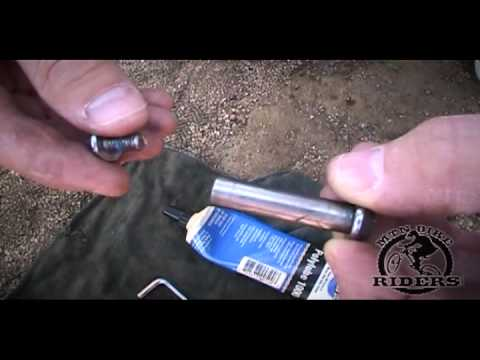 How to install the rockshox kage shock