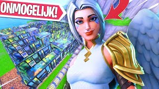 ONMOGELIJKE ESCAPE ROOMS & CIZZORS DEATHRUN IN CREATIVE!! Fortnite Battle Royale LIVE