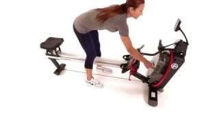 Jetzt kaufen: http://dank-gmbh.de/fitnessshop/Life-Fitness-Row-GX-Trainer-Rudergeraet Life Fitness Row GX Trainer Rudergerät