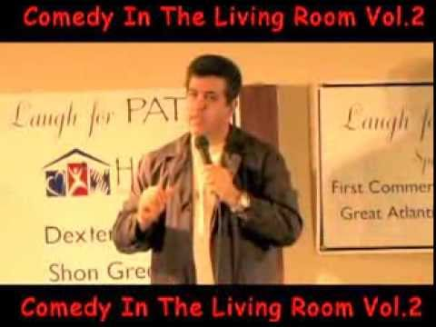 Comedy in the Living Room Vol 2.- Tomahawk