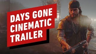 Days Gone - Sarah & Deacon's Wedding Cinematic Trailer by IGN