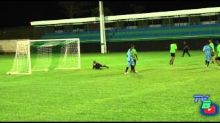 5ª Rodada [ Viola Vidros X Divino F. C. ] Gols da Rodada 25/03/2014 1ª Copa Intermunicipal de Futebol Society de Presidente Bernardes SP Troféu: