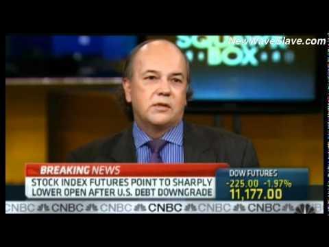 Jim Rickards on Gold, S&P Downgrade