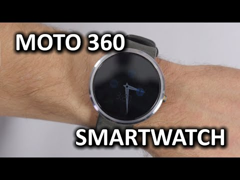 Moto 360 by Motorola Smartwatch – My First Android Wear Experience