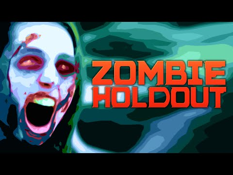ZOMBIE HOLDOUT ★ Call of Duty Zombies Mod (Zombie Games)