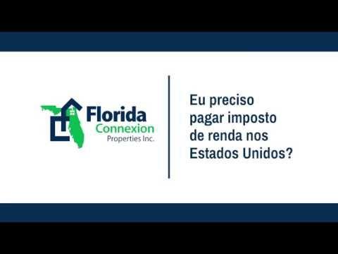 Florida Connexion - Ao comprar uma casa nos Estados Unidos, eu preciso pagar imposto de renda ?