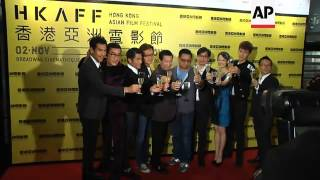 Nonton Hong Kong Asian Film Festival Opens With Film Subtitle Indonesia Streaming Movie Download