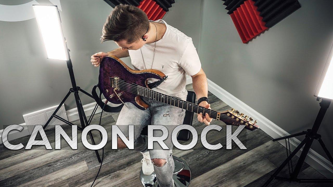 Canon Rock – Cole Rolland (Guitar Cover)