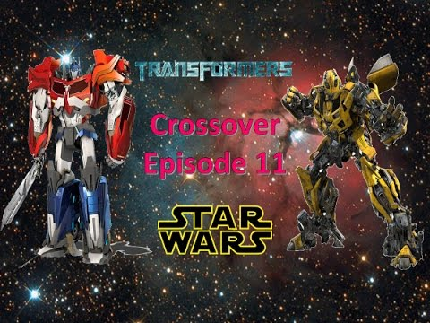 Transformers and Star Wars Crossover: Rise of the Rebellion (Season 2) (Episode 11)