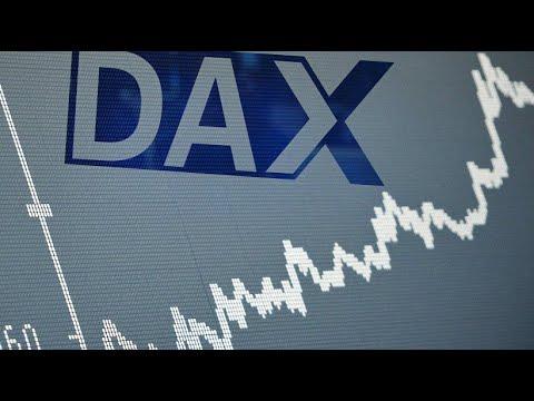 Dax steigt mit 13.615 Punkten auf Rekordhoch