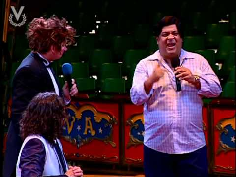 A Que Te Ríes - Los Hermanos Valentinos 04 de septiembre 2011