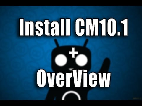 comment installer cm10.1