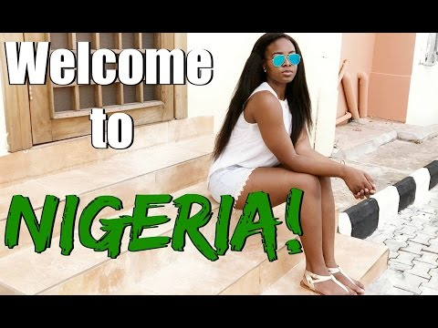 Vlog   Welcome to Nigeria! - IfyYvonne