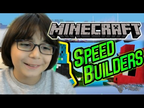 Minecraft Speed Builders BKT Baran Kadir Tekin
