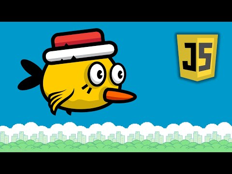 Flappy Bird Game Using JavaScript and HTML5
