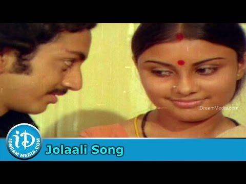 Jolaali Song - Mudda Mandaram Movie Songs - Poornima - Pradeep - Suthi Velu