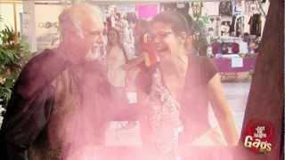 Monster Eats Man at the Mall Prank