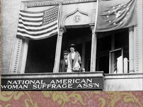 Carrie Chapman Catt and the Suffragists