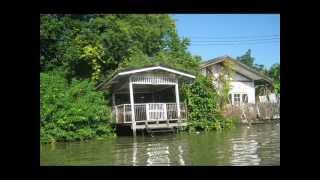 Our Boat Trip In Bangkok Thailand