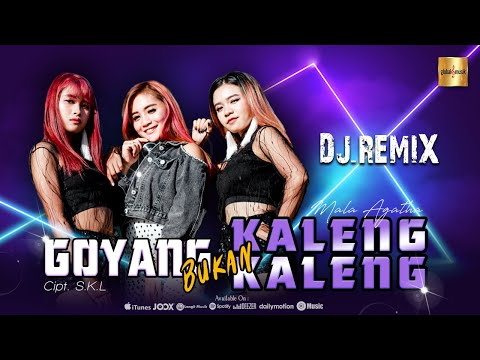 Mala Agatha - Goyang Bukan Kaleng Kaleng (Official Music Video)