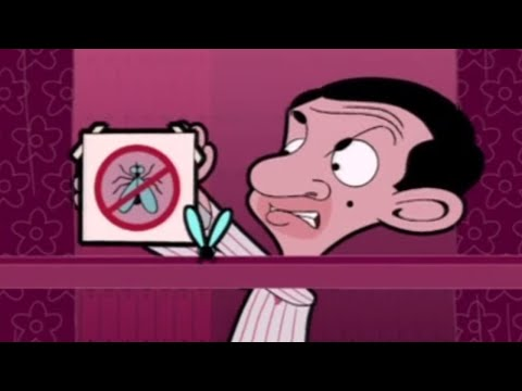 Mr Bean the Animated Series — The Fly – Die Fliege