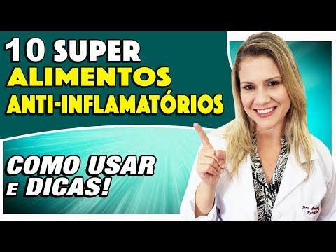 Nutricionista - 10 Super Alimentos Anti-Inflamatórios [COMO USAR e DICAS]