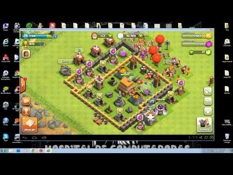 Clash of Clans en el PC