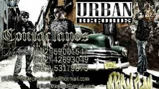 Ella Se Atreve, Urban Flow, Prod by Frisky Urban Records