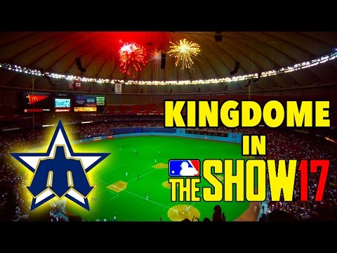 Kingdome Info for MLB 17 The Show!