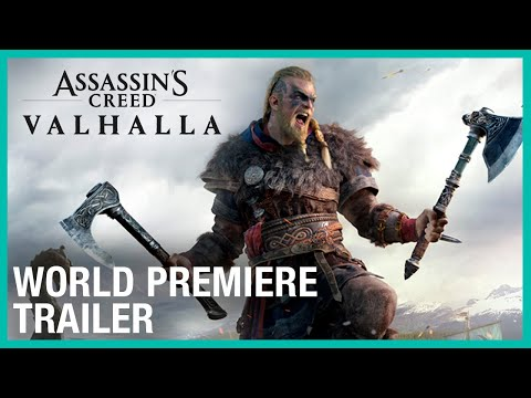 Trailer cinématique (VO) de Assassin's Creed Valhalla