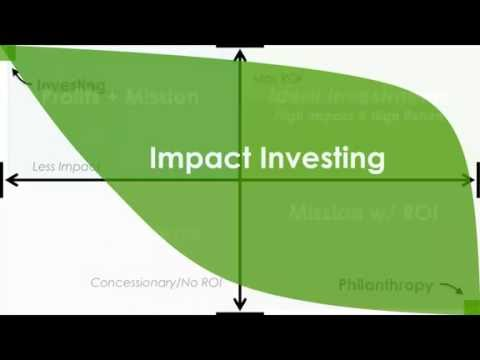 Philanthropy is another form of investing