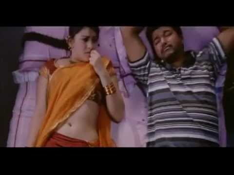 Hansika Hot Boob And Navel Show