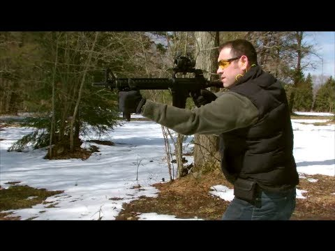 MOSSBERG 715 TACTICAL .22 GUN REVIEW