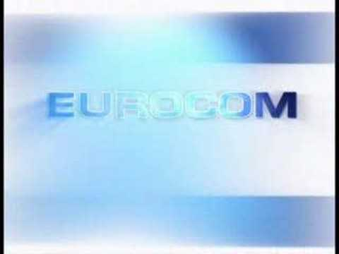 entertainment software - The Eurocom Entertainment Software Logo from Spyro A Hero's Tail. Eurocom Logo (c) Eurocom Entertainmnet Software.