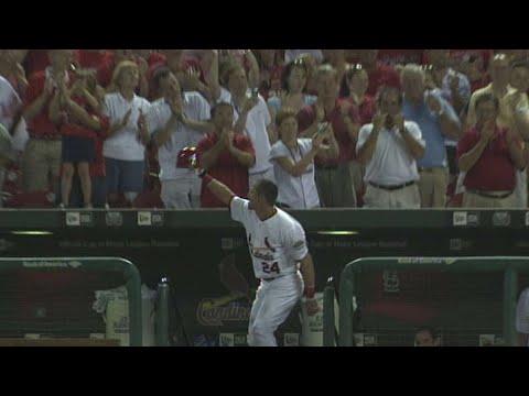 Video: SD@STL: Ankiel hits 3-run HR in return to big leagues