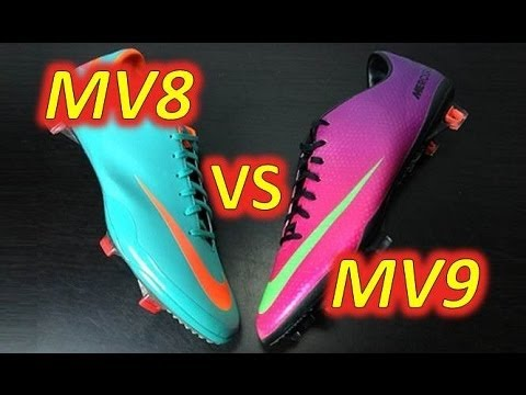 mercurial_vapor_video - Nike Mercurial Vapor 9 IX VS Nike Mercurial Vapor 8 VIII Comparison Nike Mercurial Vapor IX ACC Review http://soccerreviewsforyou.com/nike_mercurial_vapor_ix...