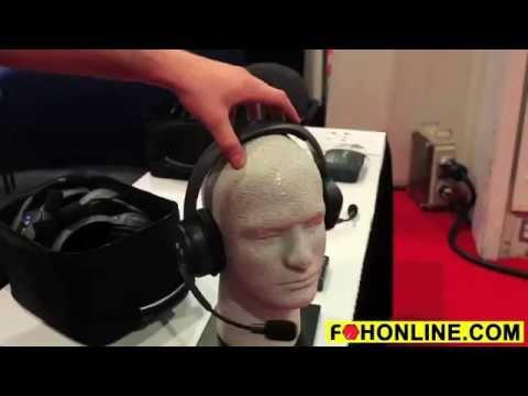 Eartec UltraLite Wireless Intercom