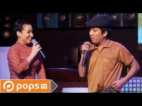Hài kịch Vợ Thằng Đậu - Trường Giang phiên bản mới 2014