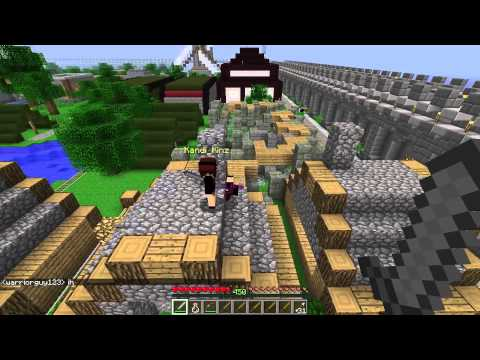 pvp - Este  um servidor especial de minecraft totalmente dedicado a PVP, nesta sala ns temos 3 classes, os sabotadores, os inocentes e o detetive. Os sabotadores...