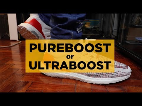 Adidas Pureboost Vs Ultraboost: Comparison, Pros/cons!