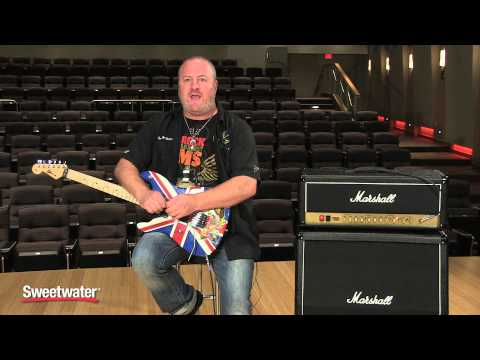 Marshall MX412A Guitar Speaker Cabinet Demo - Sweetwater Sound