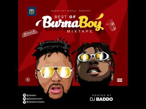 DJ Baddo Best Of Burna Boy Mix