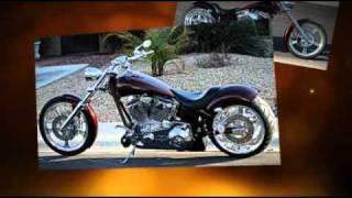 2. 2005 American Iron Horse Slammer
